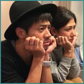 和田正人と桑子真帆