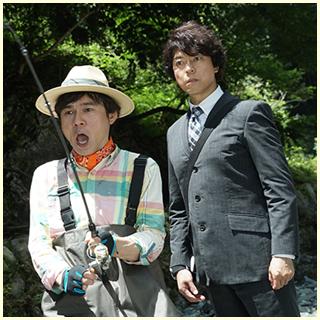 糸村刑事と村木さん
