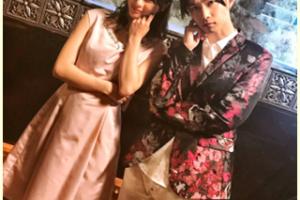 芳根京子と千葉雄大