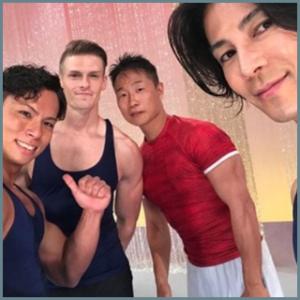 筋肉体操のメンバー