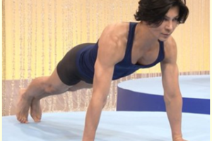 武田真治 みんなで筋肉体操