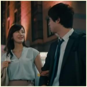 小倉優香と渡辺大知