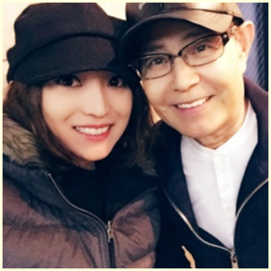 加藤茶と妻綾菜