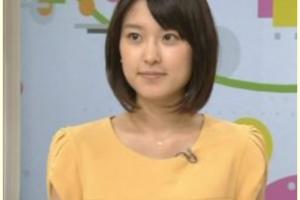 近江友里恵アナ