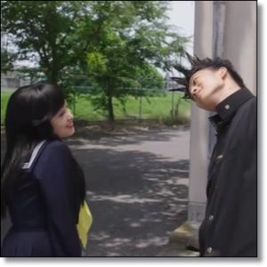 橋本環奈のぶりっ子演技