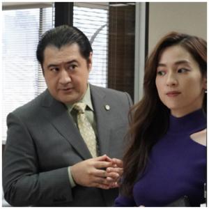 小手伸也と中村アン
