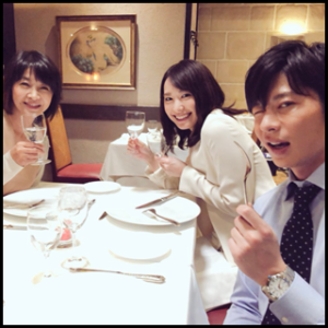 けもなれ 新垣結衣と田中圭と田中美佐子
