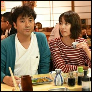 戸田恵梨香とムロツヨシ
