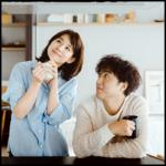 ムロツヨシと石田ゆり子