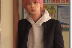 横浜流星 ゆり 髪色 ピンク